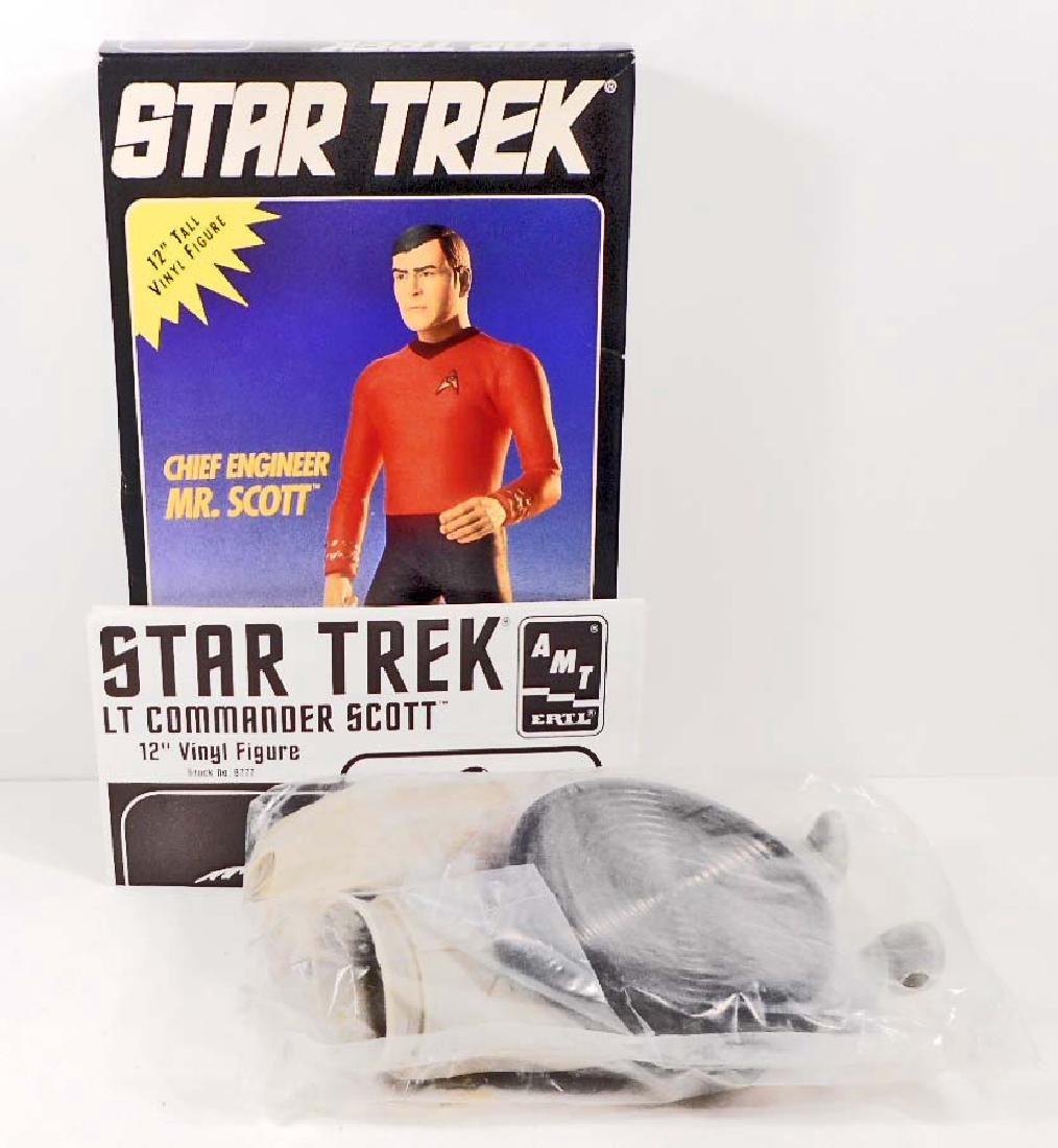 1994 ERTL STAR TREK MR. SCOTT SCOTTY MODEL KIT
