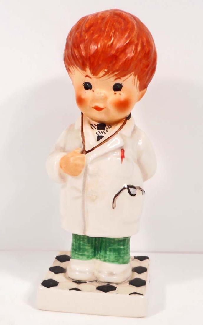 VINTAGE GOEBEL FIGURINE - DOCTOR