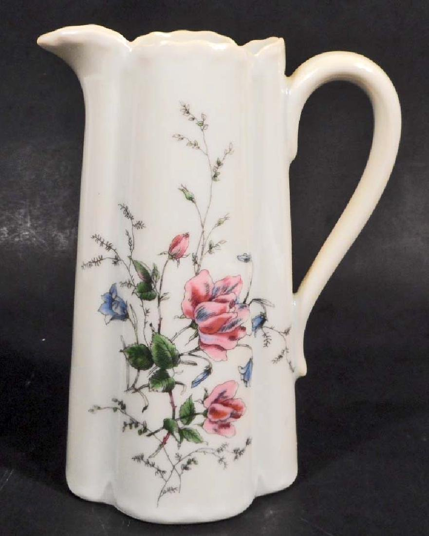 VINTAGE HAVILAND LIMOGES PITCHER