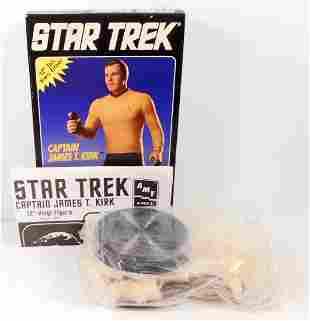1994 ERTL STAR TREK CAPTAIN JAMES T KIRK MODEL KIT