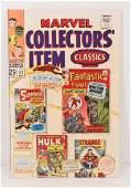 1967 MARVEL COLLECTORS ITEM CLASSICS NO 11 COMIC BOOK
