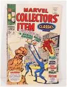 1967 MARVEL COLLECTORS ITEM CLASSICS NO 13 COMIC BOOK