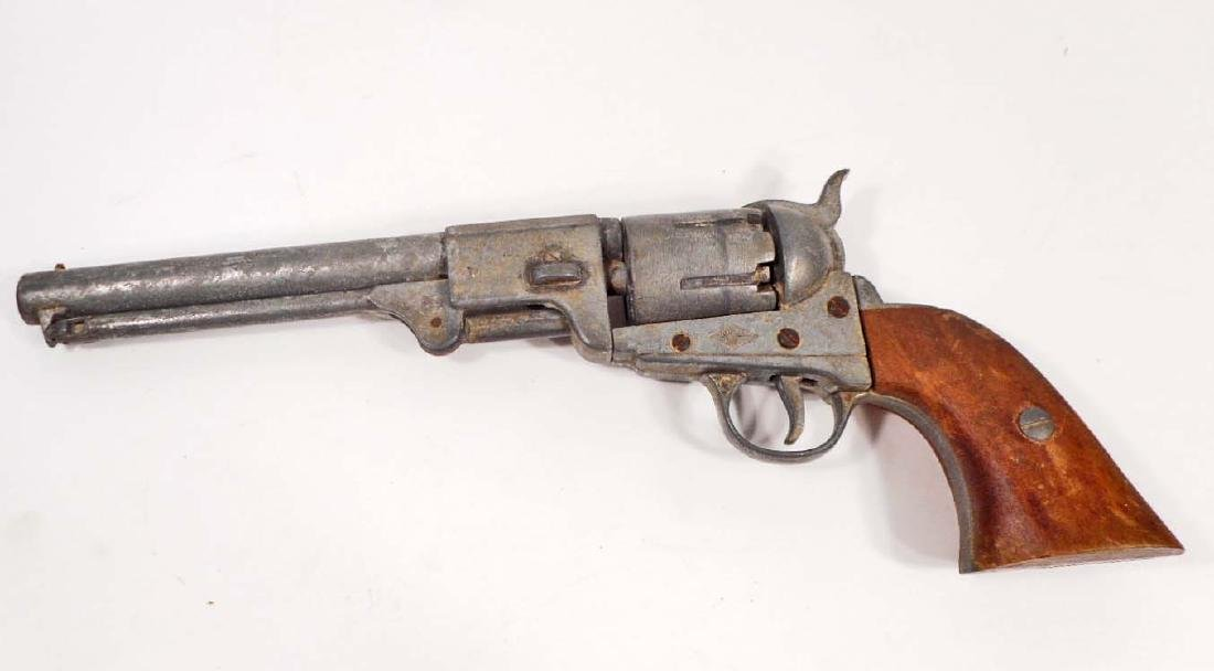 VINTAGE BKA 98 REPLICA PROP SA REVOLVER LONG BARREL
