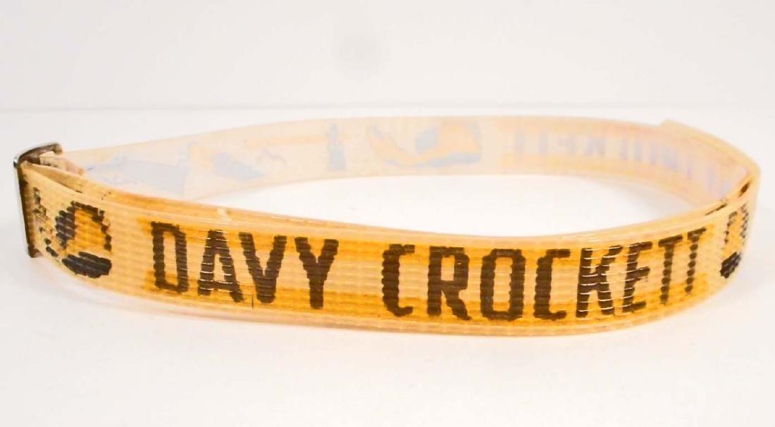 C. 1950'S DAVY CROCKETT CHILDRENS BELT