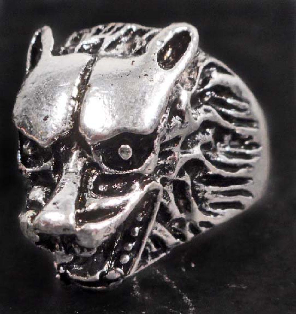GAME OF THRONES WAREWOLF RING - SIZE 10