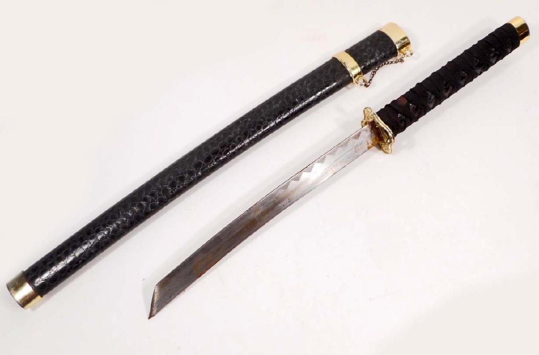 KATANA SWORD W/ SHEATH