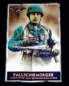 GERMAN NAZI LUFTWAFFE PARATROOPER FALLSCHIRMJAGER