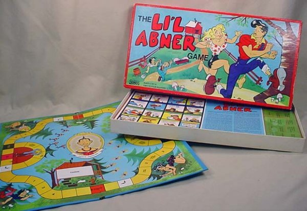 "16: 1969 ""THE LI'L ABNER GAME""  EXCELLENT CONDITION NEA"