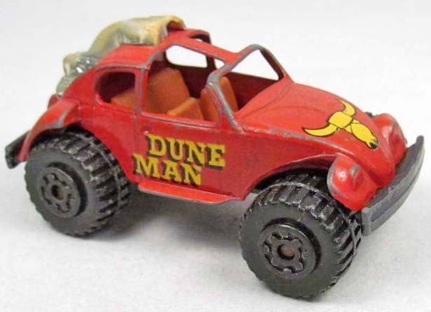20: MATCHBOX SAND DIGGER DIE CAST TOY CAR