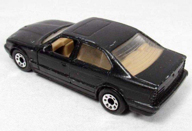132: MATCHBOX BMW 5 SERIES DIE CAST METAL TOY CAR - 2
