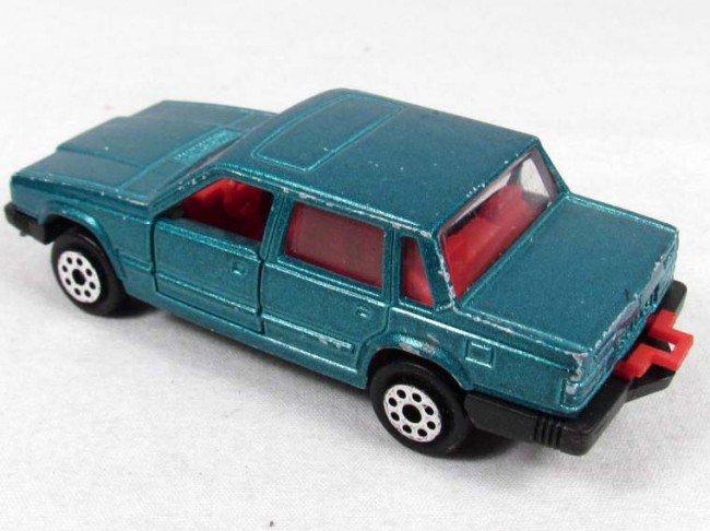 353: MAJORETTE VOLVO 760 GLE DIE CAST TOY CAR - 2
