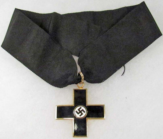 7: RARE GERMAN NAZI KILLED IN ACTION MOURNING SOLDIER D