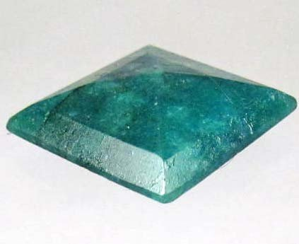 7: 3368 - 39.5 CT. NATURAL EMERALD