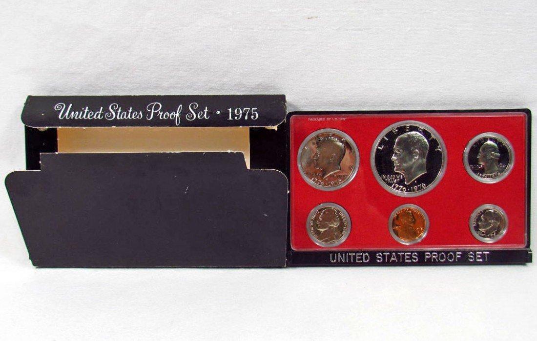 19: 1975 US PROOF SET
