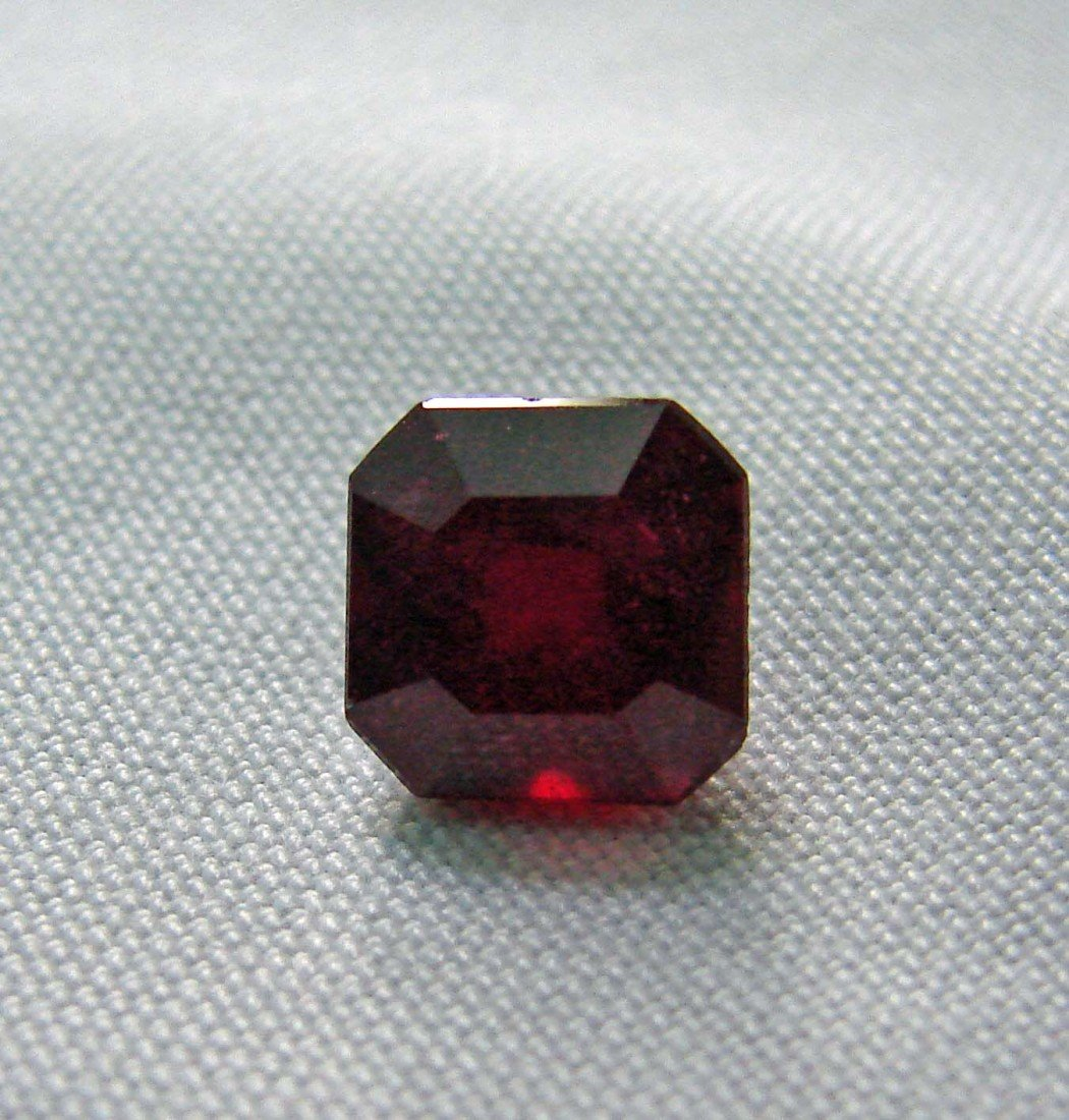 14: Lovely 6.58 Ct Natural AAA Indian Ruby   RPEX84