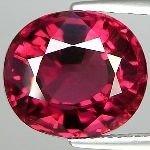 105: UNUSUAL 8.73 CT DEEP PINK-RED RUBELLITE TOURMALINE