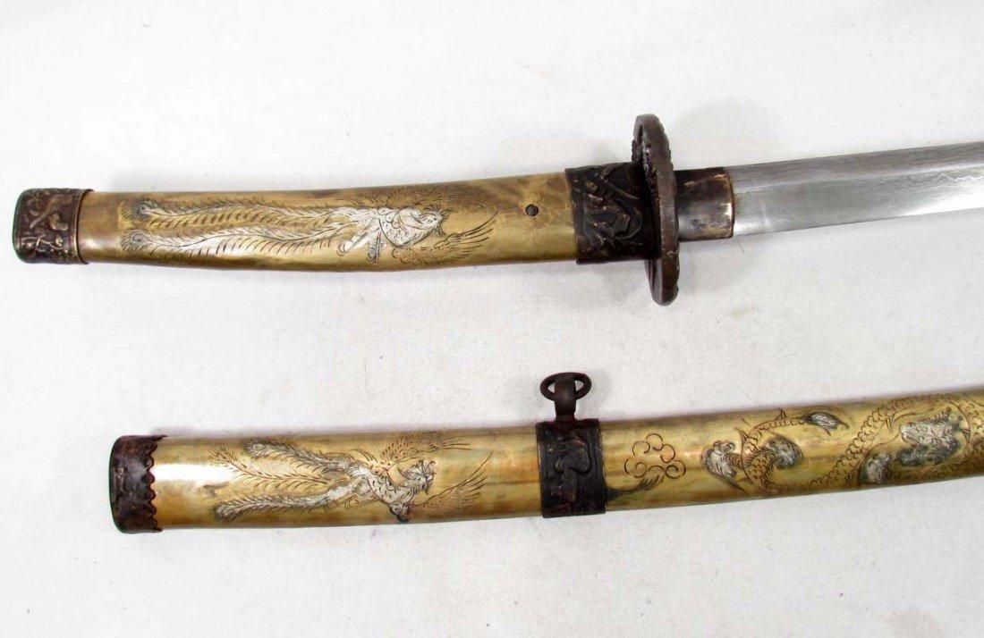 19: RARE JAPANESE SAMARI KATANA SWORD