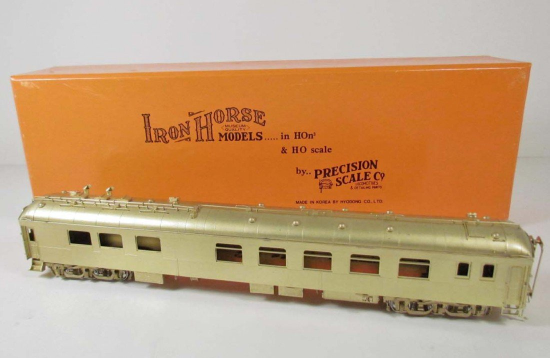 358: IRON HORSE MODELS TRAIN - HO SCALE - SOUTHERN PACI