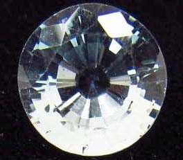 8724 - 7.27 CT. AAA AQUAMARINE BLUE QUARTZ GEMSTONE