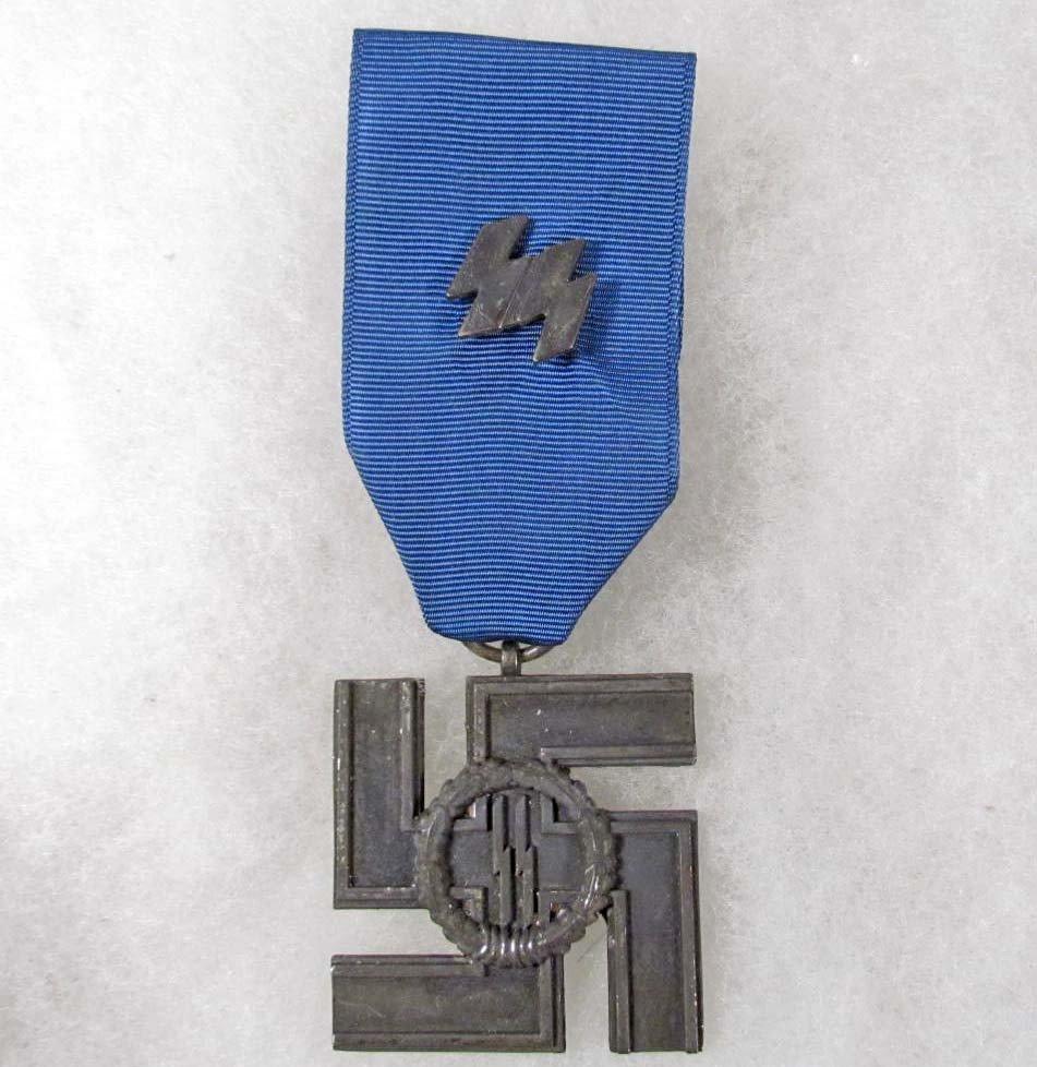 16: GERMAN NAZI SS 18 YEAR LONG SERVICE DECORATION
