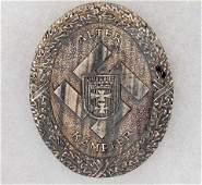 313 GERMAN NAZI GAU HONOR DANZIG BADGE