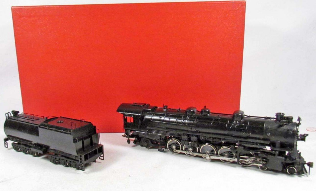 19: WESTSIDE MODEL COMPANY SOUTHERN PACIFIC TRAIN 4-10-