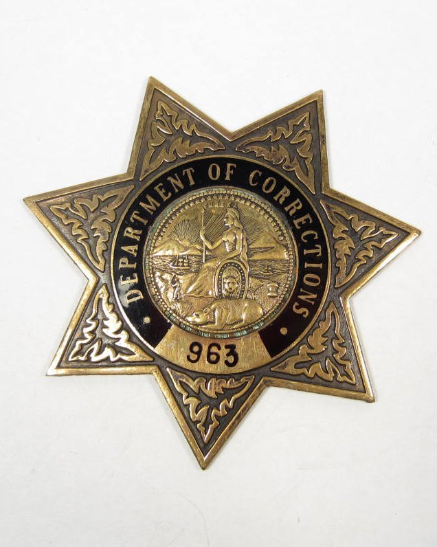 18: OBSOLETE CALIFORNIA DEPARTMENT OF CORRECTIONS NO. 9