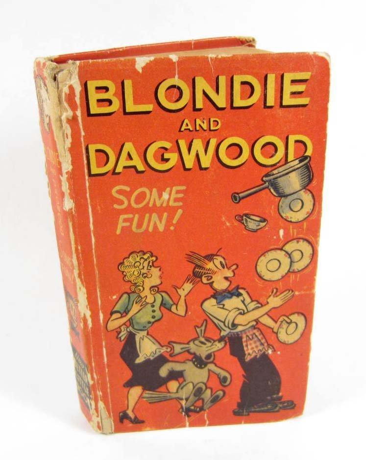 "3: 1949 ""BLONDE AND DAGWOOD"" BETTER LITTLE BOOK"