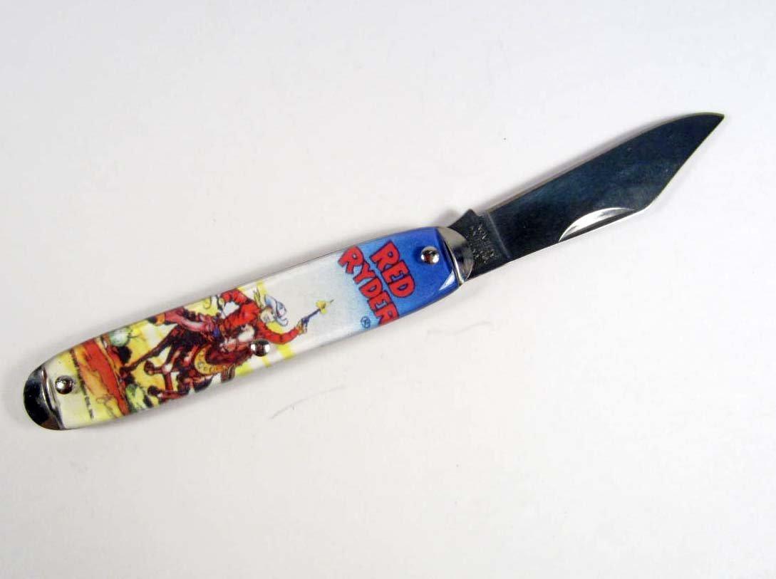 7: RED RYDER NOVELTY POCKET KNIFE