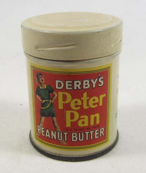 15: VINTAGE ADVERTISING PETER PAN PEANUT BUTTER FREE SA