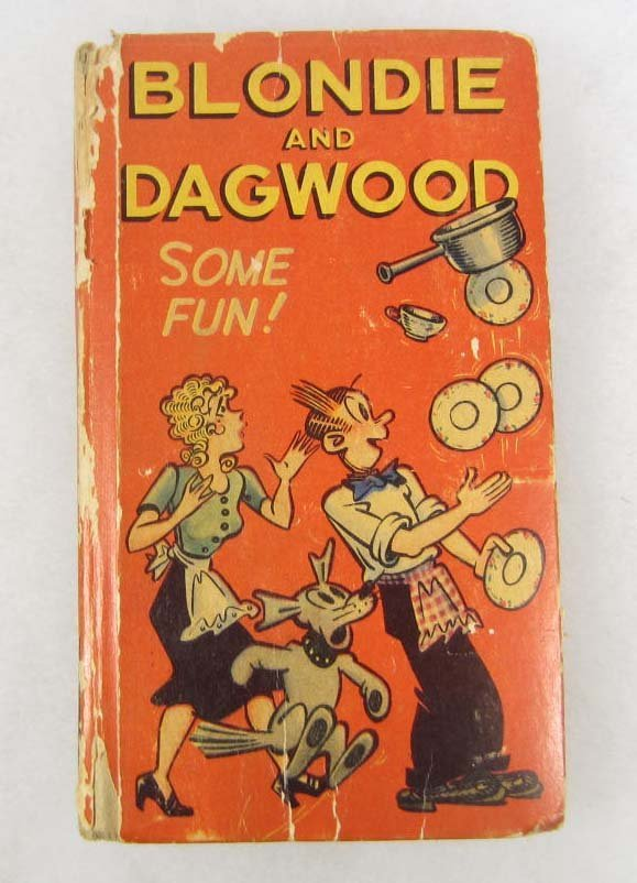 "11: 1949 ""BLONDE AND DAGWOOD"" BETTER LITTLE BOOK"