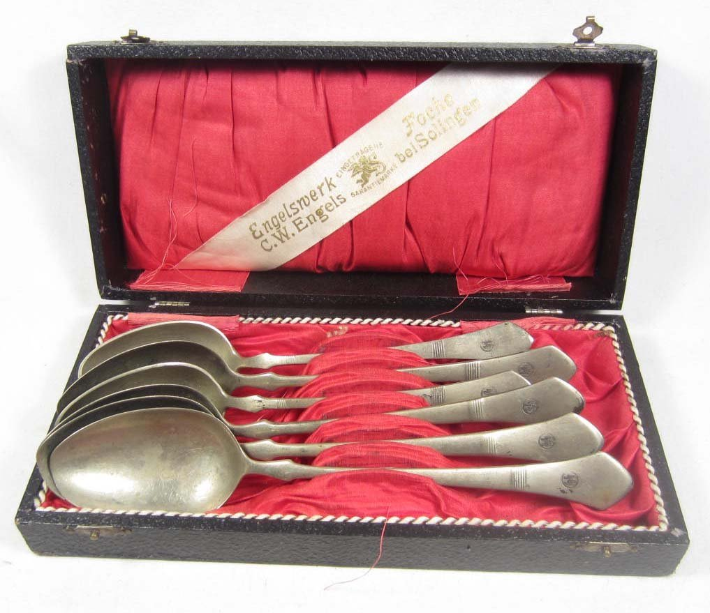 15: GERMAN NAZI SPOON SET
