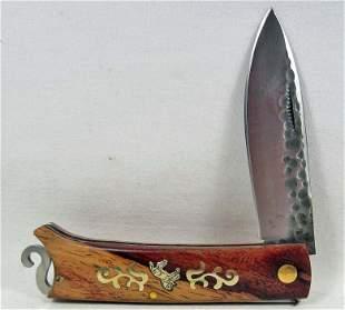 COLT GENTLEMAN'S FORGED FOLDER KNIFE