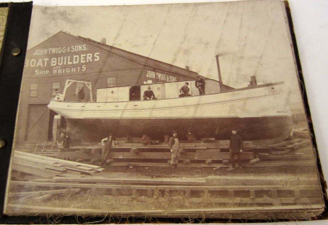 VERY RARE ANTIQUE BOATS & SHIPS SAN FRANCISCO