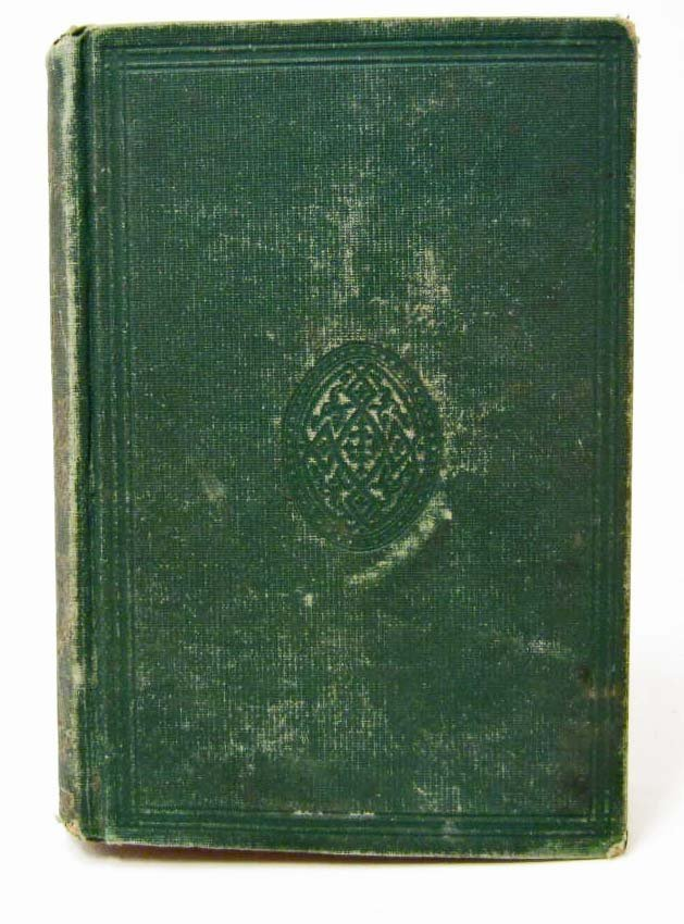 "1866 ""THE LIFE OF BENJAMIN FRANKLIN"" HARDCOVER BOOK"