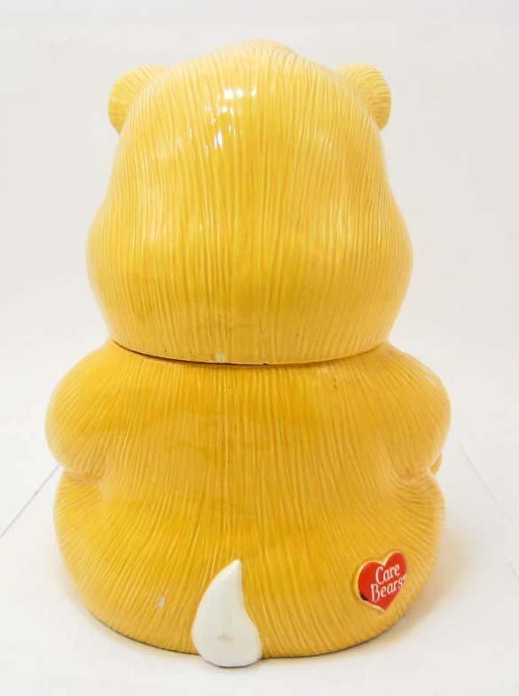 COOKIE JAR - FUNSHINE CARE BEAR - AMERICAN GREETINGS - 2