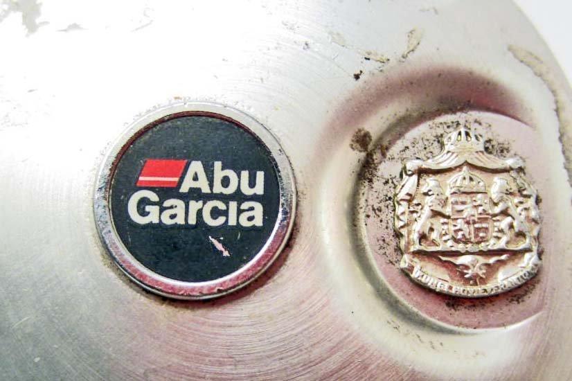 VINTAGE ABU GARCIA AMBASSADEUR 6501-C3 FISHING REEL - 6