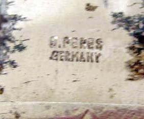 GERMAN NAZI MINIATURE DAGGER / LETTER OPENER W/ - 3