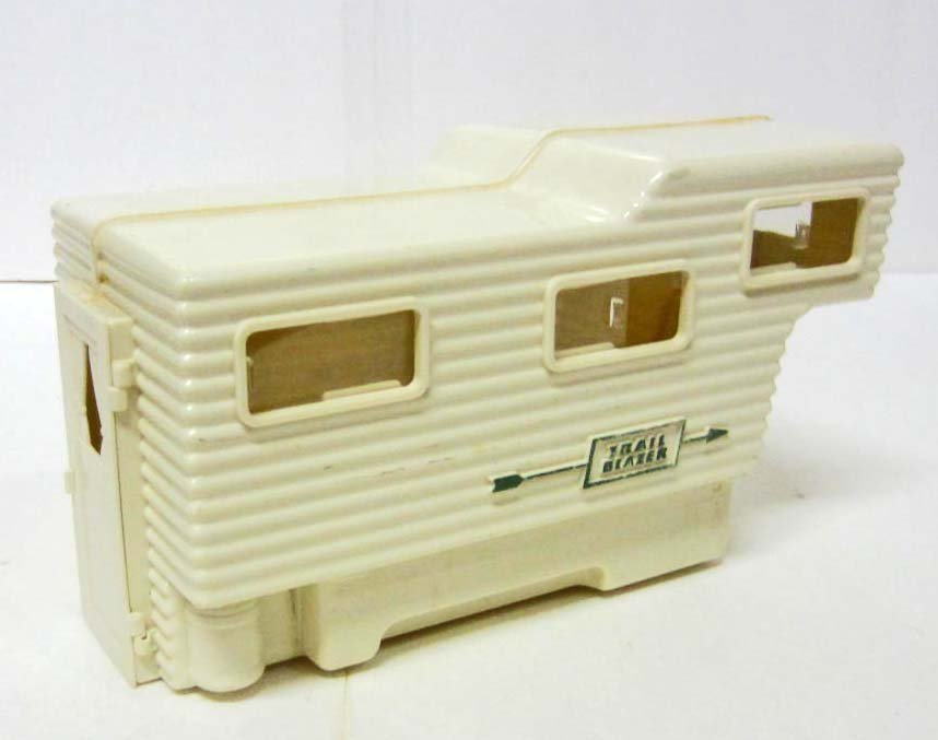 C. 1960'S NYLINT FORD ECONOLINE TRUCK W/ CAMPER TOP - 3