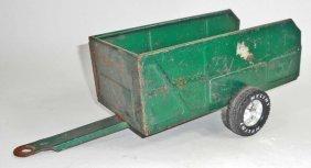 Vintage Pressed Steel Nylint Trailer
