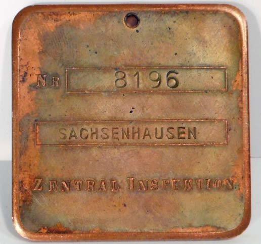 GERMAN NAZI SS GESTAPO GEHEIME STAATSPOLIZEI - 2