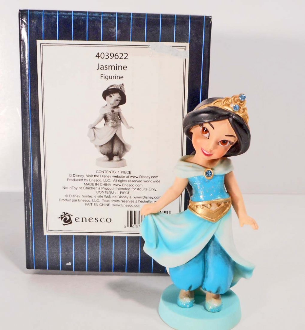 WALT DISNEY SHOWCASE JASMINE FIGURINE
