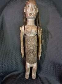 Figurine Child's doll BAMBERA 19th century