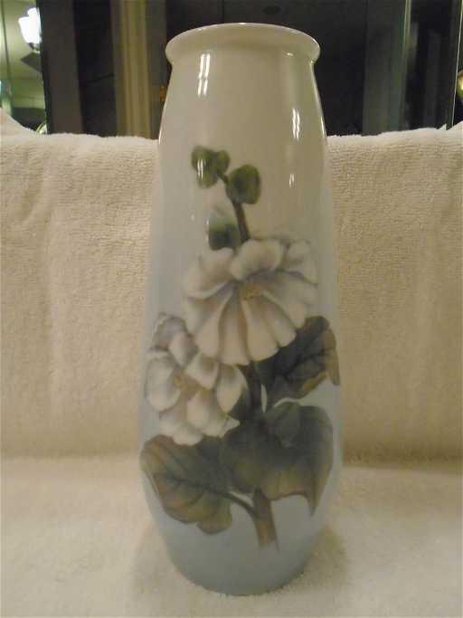 Royal Copenhagen Denmark Porcelain Vase 2631 184