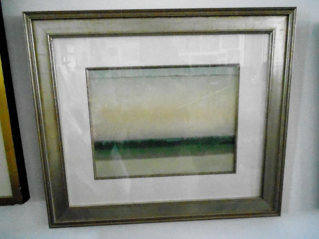 ORIGINAL SKETCH IN A FRAME, SIGNED BY CALLICOTT