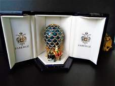 Faberge Pinecone Egg