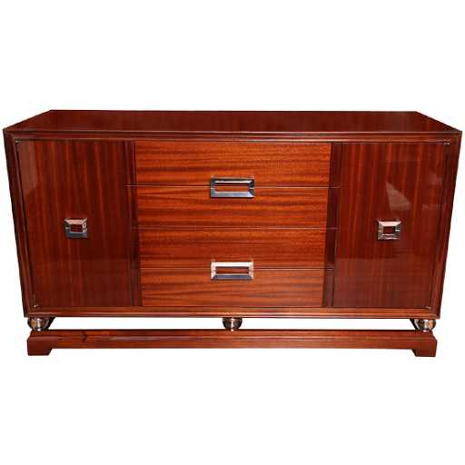 Art Deco Buffet By The Red Lion Furniture Company