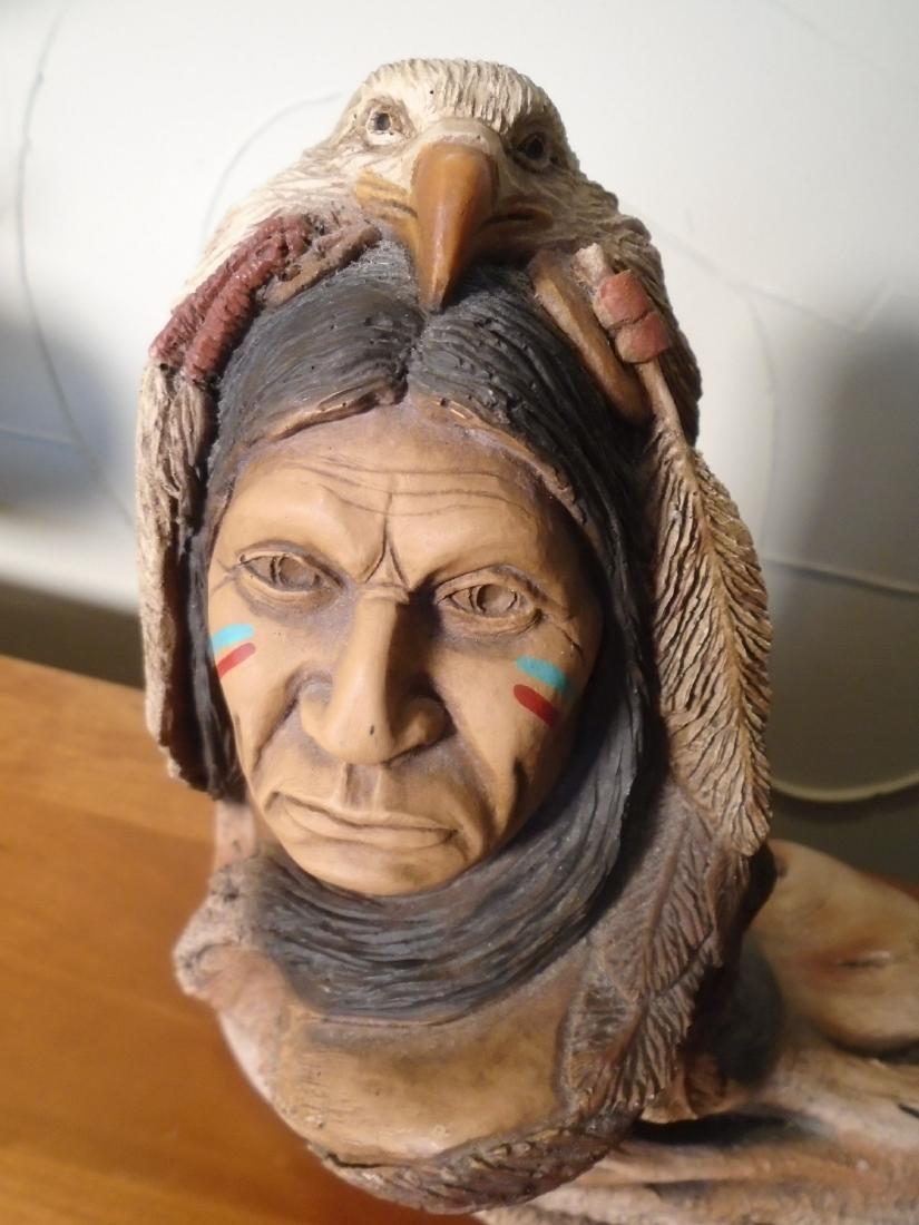 Guardian Sculpture By Stephen Herrero - 2