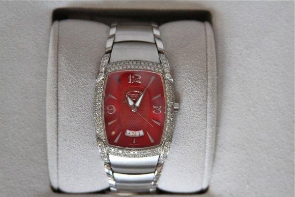 """8: Parmigiani """"Kalpa Grande"""" with Rubies and Diamonds"""