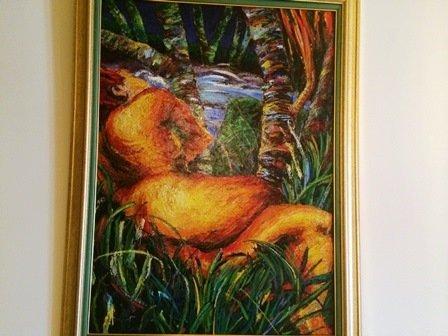 """Waiting for the Swan"" by Paul Sierra 1996"